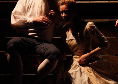 A Tale of Two Cities (Lifeline Theatre, 2014 - photo by Kelsey Jorissen)