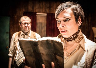Motel 666 (WildClaw Theatre, 2015 - photo by Kyle Hamman)