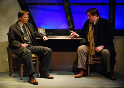 Hunger (Lifeline Theatre, 2012 - photo by Suzanne Plunkett)