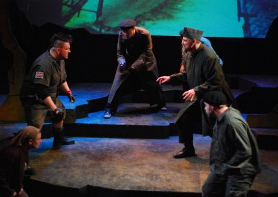 Watership Down (Lifeline Theatre, 2011 - photo by Paul Metreyeon)