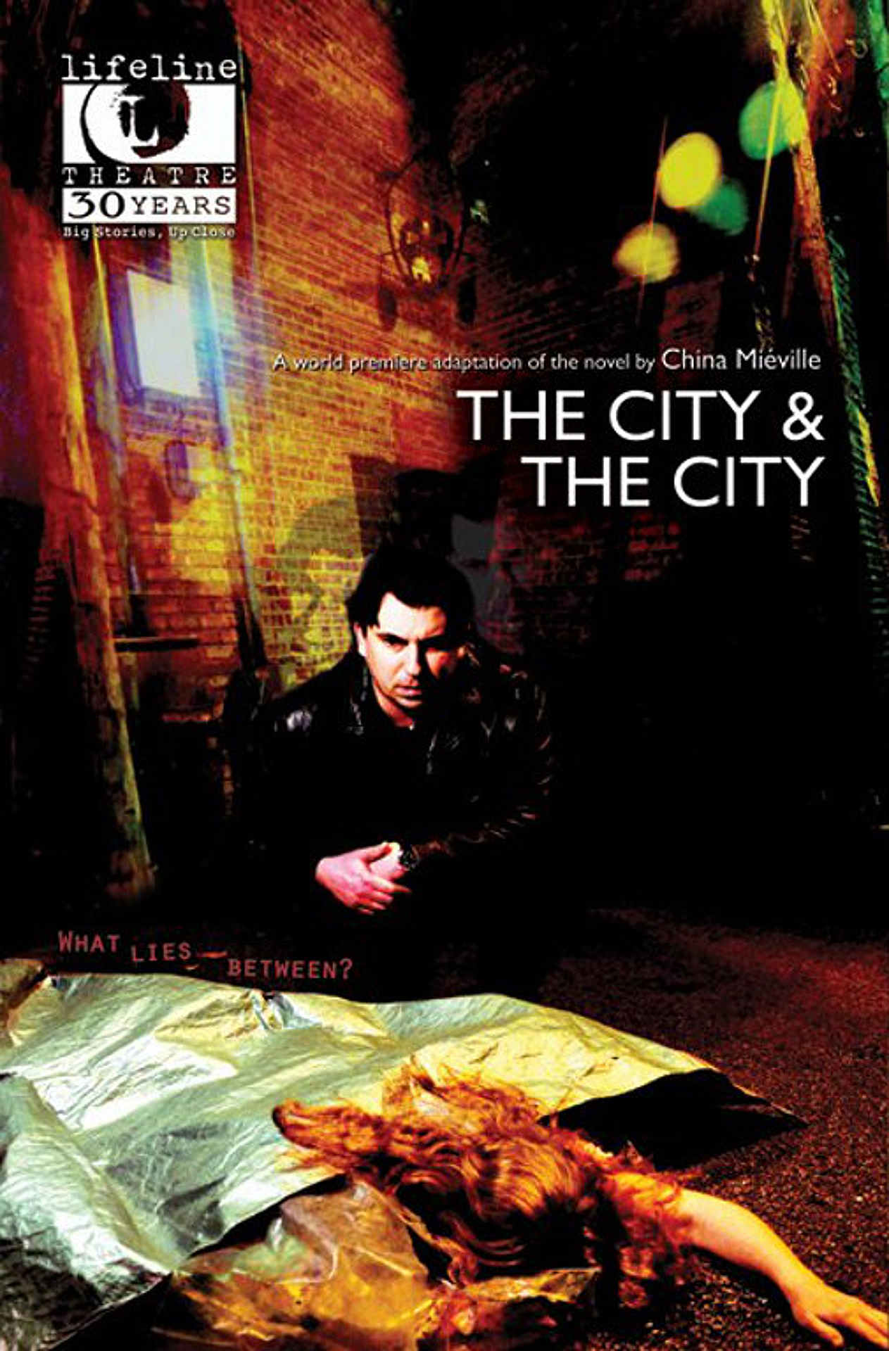 THE CITY AND THE CITY (Lifeline Theatre, 2013)