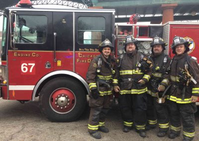 CHICAGO FIRE Ep. 5.14 (NBC, 2017)