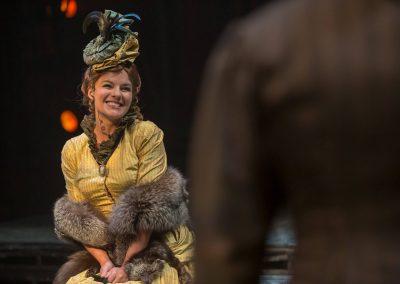 MISS HOLMES (Cincinnati Shakespeare Company, 2019 - photo by Mikki Schaffner Photography)