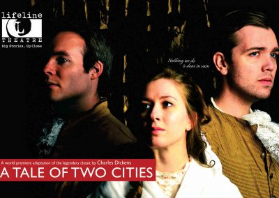 A TALE OF TWO CITIES (Lifeline Theatre, 2014)