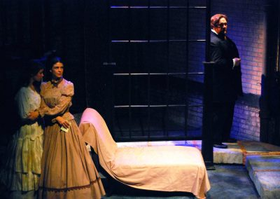 THE WOMAN IN WHITE (Lifeline Theatre, 2012)